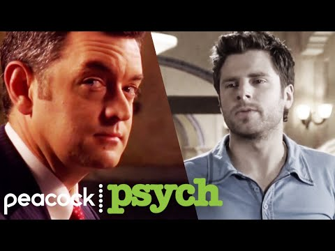 Shawn's Crisis, Lassie's Opportunity   Psych