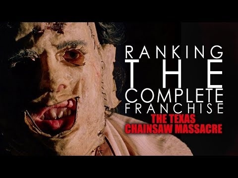 Every The Texas Chainsaw Massacre Movie Ranked!