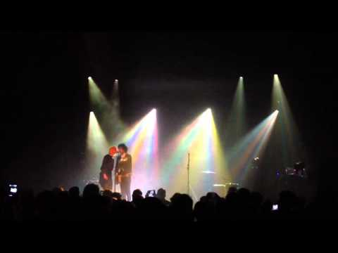The Raveonettes - I Wish That I Could Stay (The Christmas Song) @ Store Vega, Copenhagen 2011/12/10