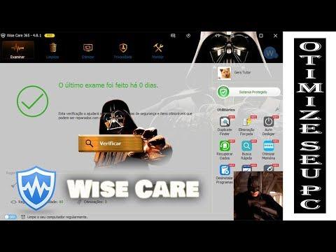 Instalar o Wise Care 365 Pro