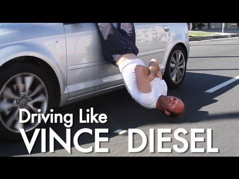 Nathan Barnatt - Driving Like Vince Diesel