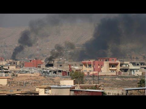 Ιράκ: Επευφημίες κατοίκων για την προέλαση των ιρακινών δυνάμεων στην Μοσούλη – null
