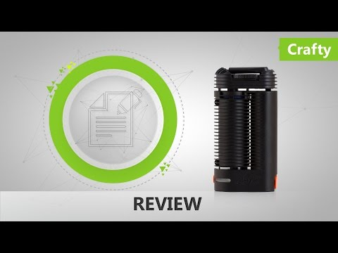 crafty - Hope you guys found this video useful. Don't forget to like the video and subscribe if you would like to see more Vaporizer specific informational videos.To ...