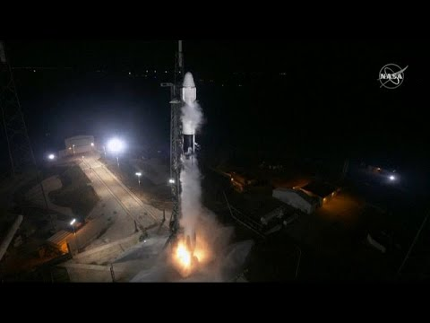 SpaceX erfolgreich gestartet: Deutsches Algen-Experim ...