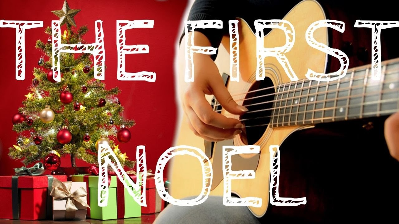 The First Noel | Fingerstyle Acoustic Guitar | Christmas Songs on Guitar | Taylor 314