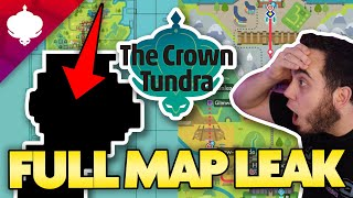 INSANE LEAKS for CROWN TUNDRA! New Pokemon Game and More! by aDrive