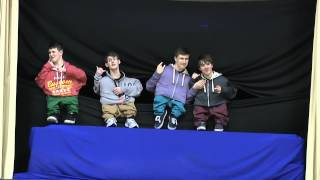 Extreme Funny Midget Dance