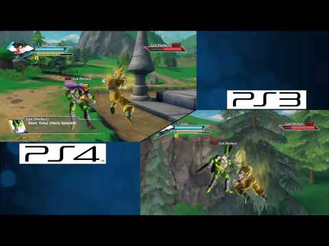 Dragon Ball Xenoverse Playstation 4