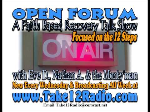 Open Forum – Truth & Lies About Addiction & Alcoholism