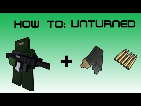 Unturned guns and ammo android app apk videos