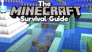Guardian Farm, Pt. 2: The Payoff • The Minecraft Survival Guide (Tutorial Lets Play) [Part 75]