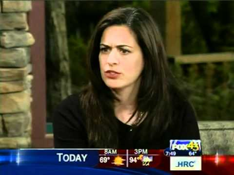 knoville - Licensed counselor Dana Vince discusses marriage on local news channel in Knoxville Tn.