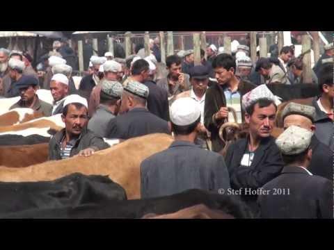 Kashgar Sunday Livestock Market