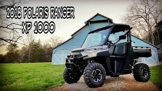 2. 2018 Polaris Ranger XP 1000 Review | Trail Riding