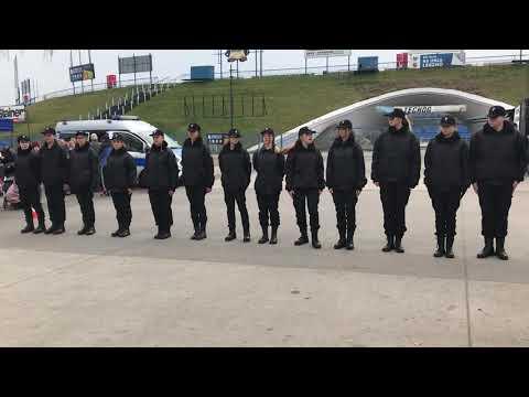 Wideo1: Piknik służb mundurowych z okazji 100-lecia