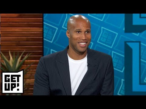 Richard Jefferson reacts to Kawhi Leonard trade to Raptors for DeMar DeRozan | Get Up! | ESPN