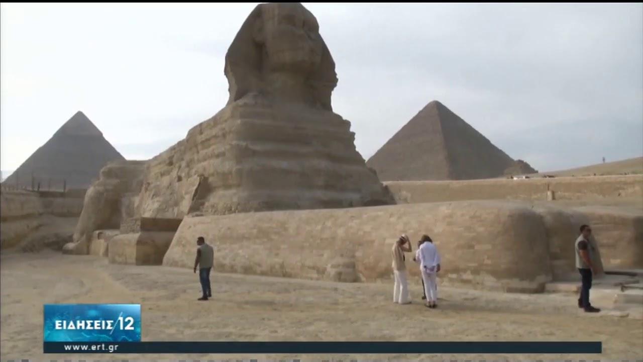 Κόντρα Ίλον Μασκ-Αιγυπτίων για τις Πυραμίδες | 04/08/2020 | ΕΡΤ