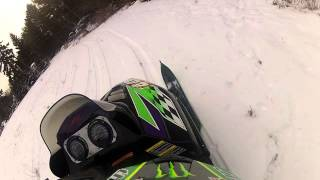 10. z 440 and xf 800 arctic cat