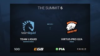 Liquid vs Virtus.Pro, game 1