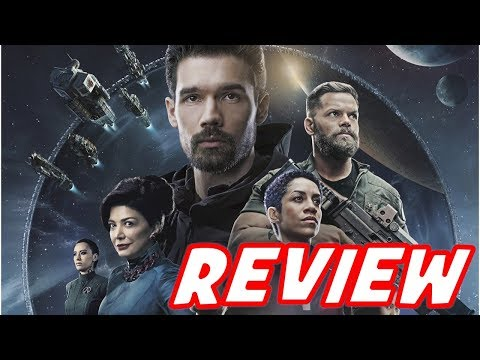 The Expanse Season 4 Episodes 3 Thru 6: Review, Book Parallels & Easter Eggs!!!