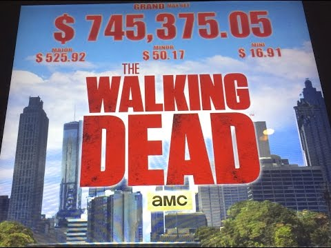 The Walking Dead Slot Machine Bonus