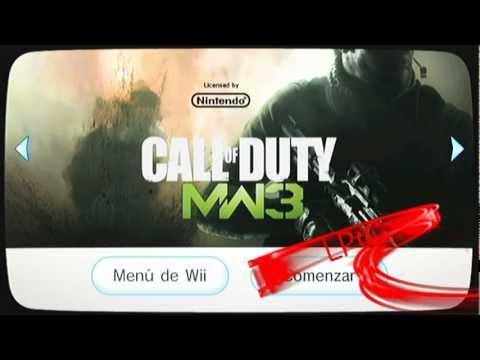 call of duty modern warfare wii youtube