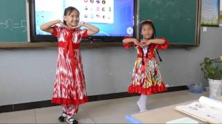 Korla China  city pictures gallery : A Visit to Korla Experimental School (China) - 2015