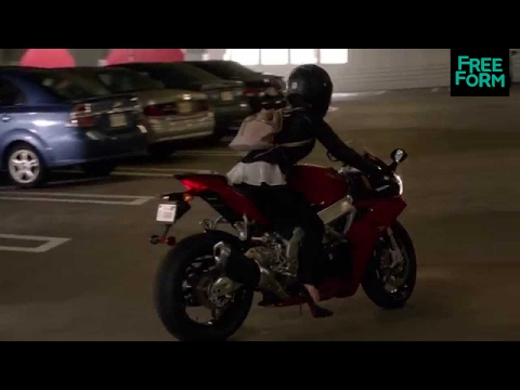 Chasing Life 2.09 (Clip 'April's Motorcycle')