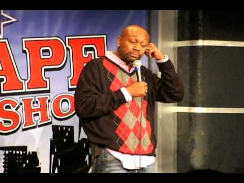 Mixtape Comedy Show - Tony Woods