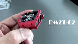 Video Richard Mille Factory Visit MP3, 3GP, MP4, WEBM, AVI, FLV Mei 2019