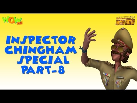 Video Inspector Chingum Special - Motu Patlu Compilation Part 8 As seen on Nickelodeon download in MP3, 3GP, MP4, WEBM, AVI, FLV January 2017