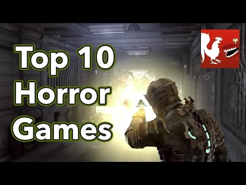 TOP - Kdin, Matt, and Jeremy brave the terrors many terrors of a list that is #2Spooky RT Store: http://bit.ly/1vduQ60 Rooster Teeth: http://roosterteeth.com/ Achievement Hunter: http://achievementhun...