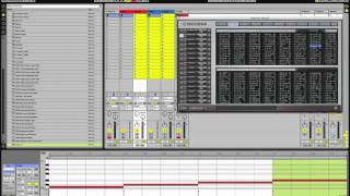 Access Virus TI Multiple Outputs In Ableton Live 8