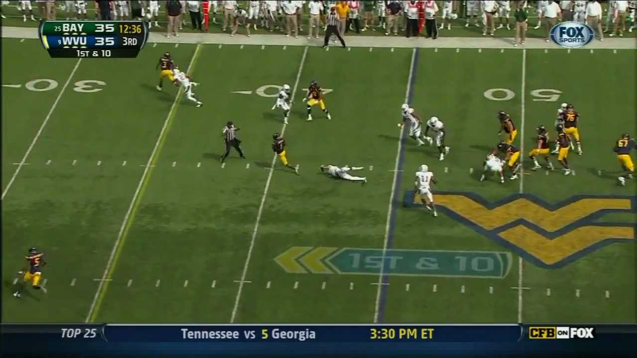 Geno Smith vs Baylor (2012)