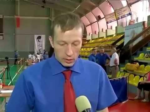 ТВ-Открытый Кубок Беларуси по Эншин каратэ 2014