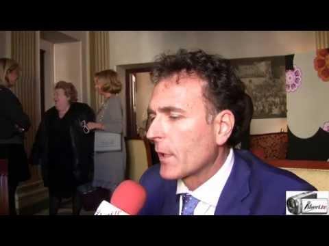 """Dario Apuzzo ad """"Arte e Bellezza"""" organizzato da IL CANTIERE"""