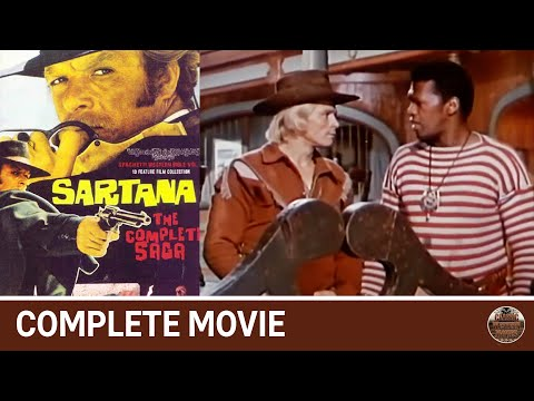 Trinity And Sartana Are Coming | 1972 Spaghetti Western Comedy