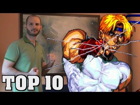 TOP 10 - ¡¡¡JUEGOS BEAT´EM UP DE MEGA DRIVE!!! - Sasel - Videojuegos - Sega - Español - Mejores