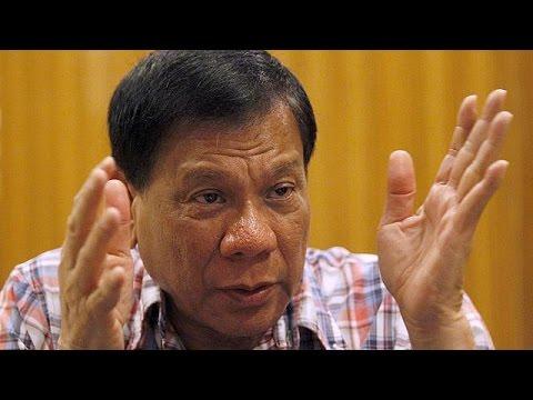 Ροντρίγκο Ντουτέρτε: Ο χυδαίος «τιμωρός», νέος πρόεδρος των Φιλιππίνων