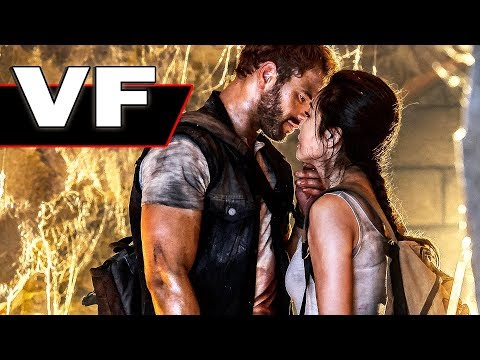 GUARDIANS OF THE TOMB Bande Annonce VF (2018) Aventure, Action