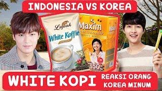 Download Video [Kopi INDO VS Kopi KOREA] Reaksi Orang Korea Minum KOPI INDONESIA | COWOK KOREA MP3 3GP MP4