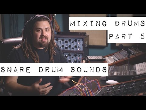 Mixing Drums Part 5 - Snare Drum