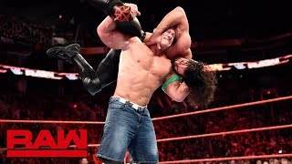 Nonton John Cena Vs  Seth Rollins   Seven Man Gauntlet Match Part 2  Raw  Feb  19  2018 Film Subtitle Indonesia Streaming Movie Download