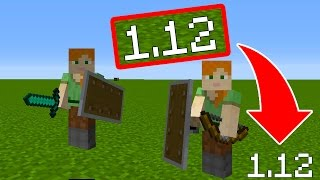 Minecraft PE 1.12 Update Q&A - DUAL WIELDING, ARMOR STANDS, PARROTS, STAINED GLASS +MORE (MCPE 1.12)