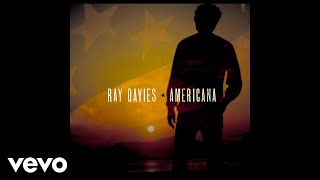 <b>Ray Davies</b>  Poetry Audio