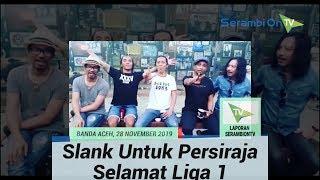 Naik ke Liga 1, Slank Bilang Persiraja Banda Aceh Keren, Ini Rekamannya