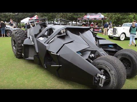 5 Batman Gadgets that are Real ! (видео)