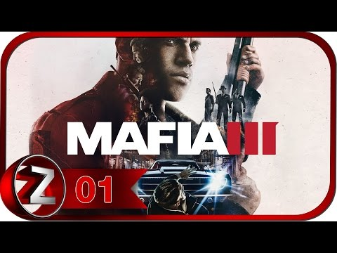 Mafia 3 Прохождение на русском #1 - С возвращением [FullHD|PC]