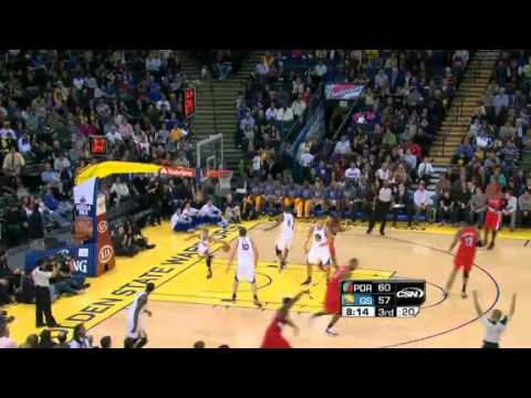 Portland Trail Blazers 93 – Golden State Warriors 101