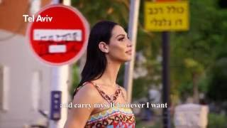 Miss trans star international -Miss Israel -tallen Abu Hanna